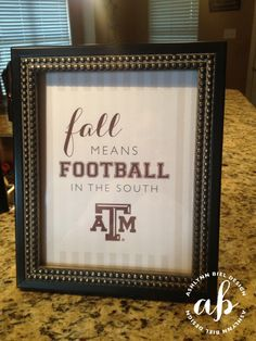Texas AM Aggie Football