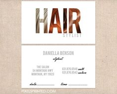 249 Best Hairstylist Business Cards Images In 2019 Hairstylist