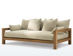 MONTECITO DAYBED - FURNITURE - James Perse - MONTECITO_DAYBED