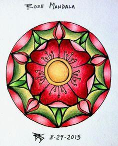 8-29-2015 Rose Mandala Illo 8 Done