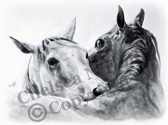 Chelsea Noyon Equine Art https://thebigart.directory/Canada/Artists/-Chelsea-Noyon-Equine-Art/243