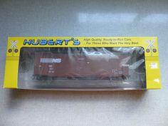 Hubert's 521 Norfolk Southern 521 50' PS 1 Single Door Train Car HO Scale…