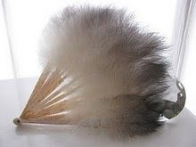 Feather fan <3