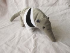 Vintage Beanie Baby 1997 Ants the Anteater by jclairep on Etsy