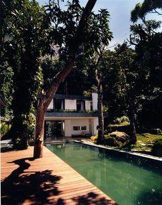 didier gomez / restauração do villa carioca (arquiteto: paolo mendes da rocha), praia ipanema