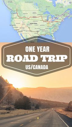 Here's an overview of our epic #motherofallroadtrips - a 1 year journey around the US and Canada. If you're looking for road trip inspiration, this is the place!