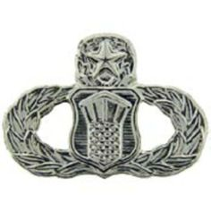 "U.S. Air Force Senior Air Traffic Controller Pin Pewter 7/8"" by FindingKing. $8.99. This is a new U.S. Air Force Senior Air Traffic Controller Pin Pewter"