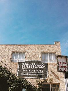 Walton's Fancy & Staple // Austin, Texas