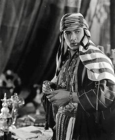 During the 1920s, the Cartier Tanks had been a real success. Many actors wore the Tank and it made its first appearance in 1926 on the wrist of Rudolph Valentino, in 'The Son of the Sheik'.