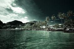 深緑の海の壁紙 | 壁紙キングダム PC・デスクトップ版