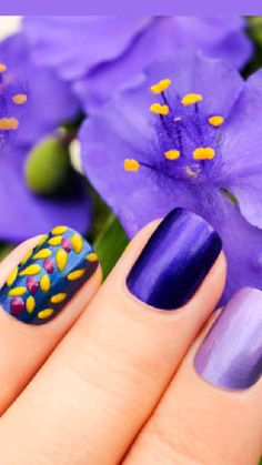 Color For Nails, Nail Colors, Sexy Nails, Stylish Nails, Simple Nails, Short Nails, Summer Nails, Pretty Nails, Floral