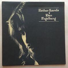 DAN FOGELBERG NETHER LANDS VINYL 1977 EPIC RECORDS LP PE 34185 FREE SHIPPING
