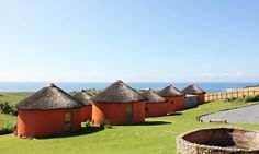 Our pick of eco-lodges, cool guesthouses and earthy rondavels make ideal bases for exploring South Africa's wild Indian Ocean coast Malaysia Travel, Kwazulu Natal, Family Resorts, Paradise Island, Lombok, Beach Hotels, The Guardian, Lodges, South Africa