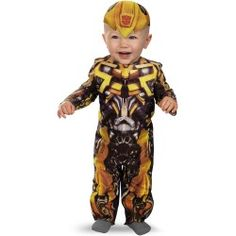 Transformers 3 Cute Bumblebee Infant Costume