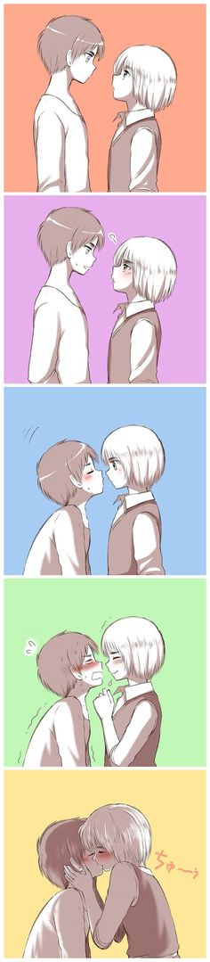 It's too cute. The feels these two give me xx Eremin <3