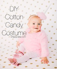 Today I'm bringing you the yummiest DIY Halloween costume ever! This cotton candy costume is so cute you might be tempted to have a bite.. Not going to lie, I let all 3 of my older kids have a bite of the costume because they didn't believe it was fake cotton candy.  This costume was …
