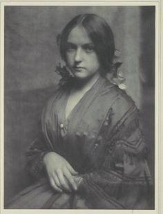 Gertrude Stanton Käsebier, Josephine (Portrait of Miss B.), 1903