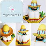 Mexican cake by MyCupKates