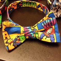 Every month you'll automatically receive the featured bow tie of the month. Bow Ties, Superman, Bows, Child, Shop, Handmade, Accessories, Kid, Hand Made