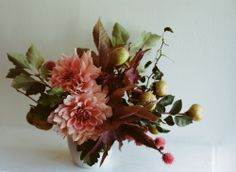 ERBA FLORAL STUDIO IS BASED IN PORTLAND, OREGON AND IS THE WORK OF RILEY MESSINA.