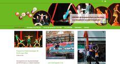 Circaso - het jeugdcircus van Den Haag was ook toe aan een responsive website