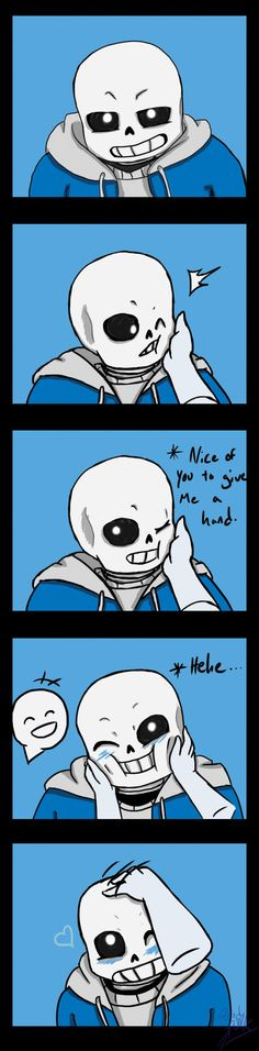 Interactive Sans by ParodyPunk on DeviantArt