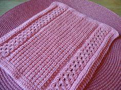 Free washcloth, dish cloth pattern on Ravelry: Bird Cherry (Hegg) pattern by Bitta Mikkelborg Dishcloth Knitting Patterns, Knit Dishcloth, Knitting Stitches, Knitting Yarn, Knit Patterns, Baby Knitting, Blanket Patterns, Knitted Baby, Free Crochet