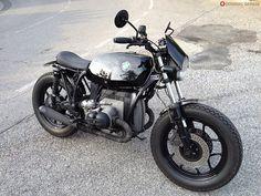 JeriKan Motorcycles #1 '86 BMW R65 http://goodhal.blogspot.com/2013/03/jerikan-motorcycle-1.html #JeriKanMotorcycles #BMW #R65 #Motorcycle
