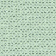 Zig Zag #fabric in #aqua from the Cypress collection. #Thibaut