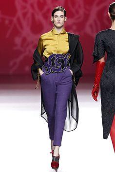 Ulises Merida, docente de IED Moda Lab Madrid