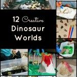Dinosaur Play Worlds
