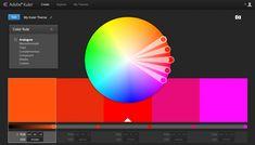Des1gn ON - Blog de Design e Inspiração. - http://www.des1gnon.com/2013/09/um-novo-jeito-de-criar-sua-paleta-de-cores/