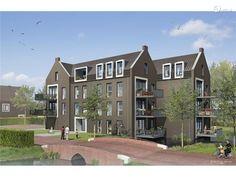 nieuwbouw Ouderkerk aan de Amstel, project Tuindorp 1e fase appartementen - Appartement Orchidee