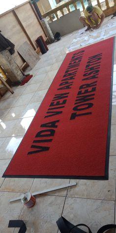 Overlook Hotel Carpet Doormat Entrance Mat Floor Mat Rug Indoor//Outdoor//Front Door//Bathroom Mats Rubber Non Slip