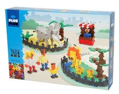 Encourage your child to use their imagination to create cool designs with the Plus-Plus Zoo Building Set. With 760 colorful pieces, this plastic construction set can assemble unique mosaics and models for an exciting zoo scene. Baby Nursery Furniture, Nursery Room Decor, Build Your Own, Create Your Own, Disney Christmas, Imaginative Play, Simple Shapes, Baby Registry, Toy Boxes