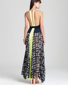 BCBGMAXAZRIA Dress - Printed Color Block Maxi   Bloomingdale's#fn=spp%3D3%26ppp%3D96%26sp%3D16%26rid%3D61