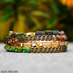 Rene's Pick: Alex & Ani beaded bracelets!  Be sure to stop in and check out the newest collection: Indie Spirit, now available at all Caméléon stores!