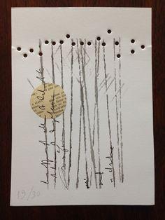 "Cinzia Farina - ""árboles"""
