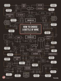 How to Choose Wine (although I'm not going to lie, it mostly comes down to finding that perfect balance of cheapness vs. drinkability)