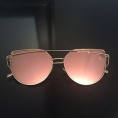 Coming Soon Brand new. No scratches. If you are interested, I'll keep these on hold for you until they are back in stock Accessories Sunglasses