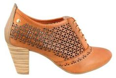 Women's Pikolino, Caldera Mid Heel Pump