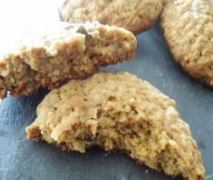 Cookies amande avoine IG Bas healthy ⋆ Assiette Basket & Co
