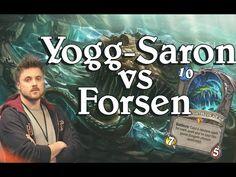 Forsen vs Yogg-Saron Epic Game