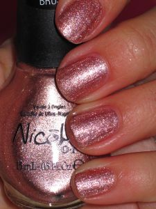 nicole by OPI It Starts with Me