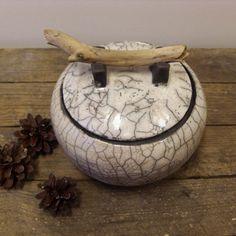 RAKU-Keramik Bonbonniere