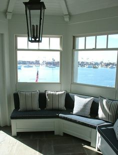 Named The Lido Manor This Home Features Interior Design Work Of Melinda Coastal CottageNewport BeachWindow