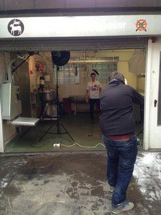 Frischfleisch Fotoshooting! Metzwear Kollektion. #2013 #frlc #frischfleisch #style #fashion #streetwear #t-shirt