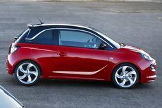 Image for Red Opel Adam Resimleri