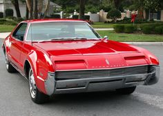 1966 Oldsmobile Toronado Coupe