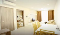 Spacious Brand New One Bedroom Serviced Apartment in Binh Thanh Dist HCMC